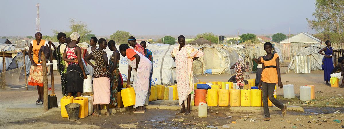 Juba, South Sudan, February 2017. driana Mahdalova