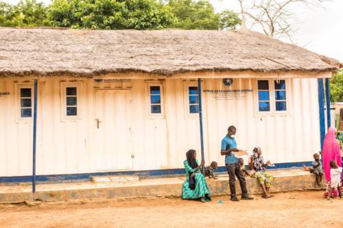 Internally Displaced Persons Camp, Nigeria